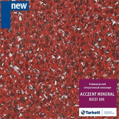 Acczent mineral Red 101